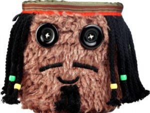 Chalkbag kaufen in Form des Kopfes eines Ratafari