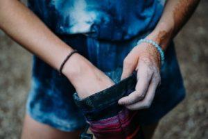 Hand in Chalkbags: Chalkbags kaufen