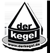 Logo des Kletterturms der Kegel.