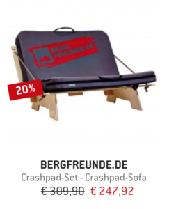 Crashpad Sofa